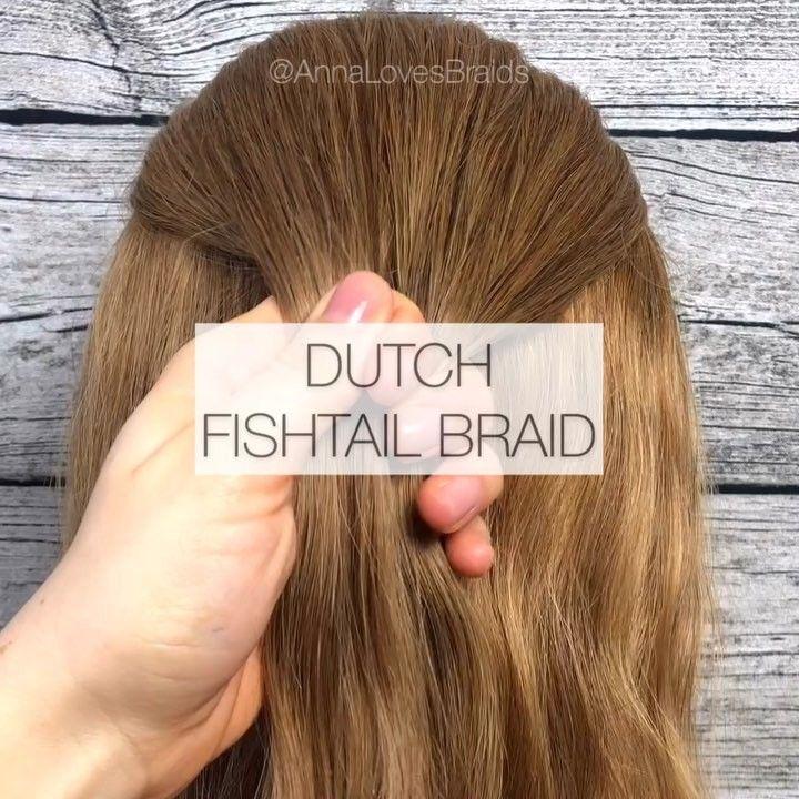 Fishtail Braid Frisuren zu inspirieren