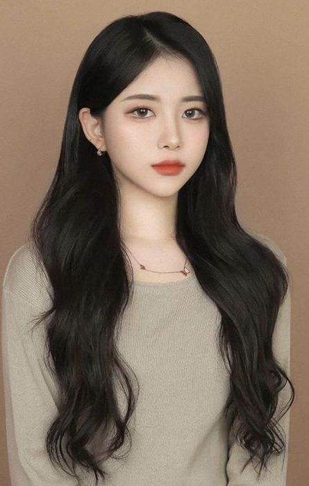 Halslänge Ulzzang kurze koreanische kurze Haare