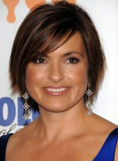Frisuren für quadratische Gesichter weiblich über 50
