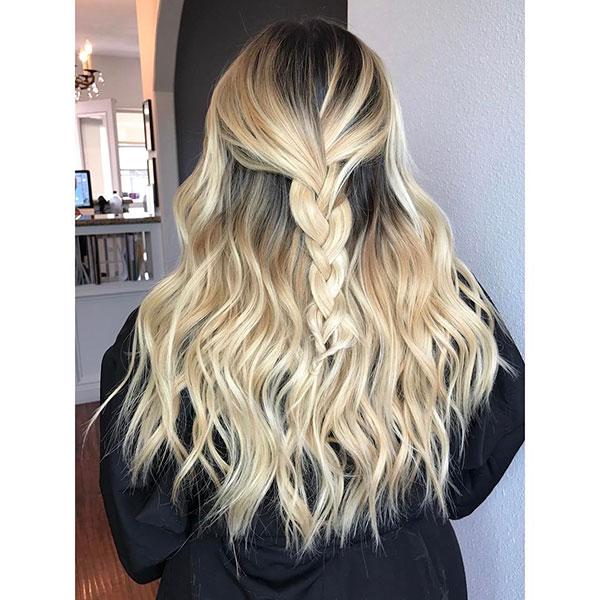 Blonde Haare Bilder