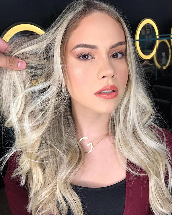 Beste blonde Haare