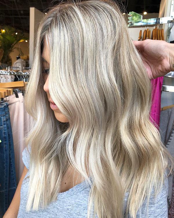 Blondes Haar Bilder