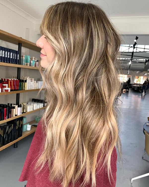 Ideen für blondes Haar