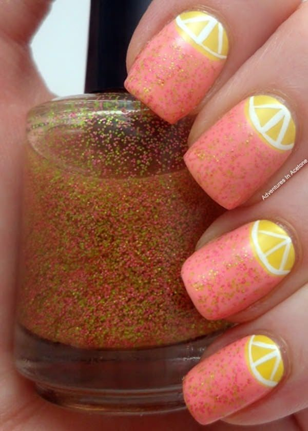 110 Awesome Gel Nails That Will Have You Running to