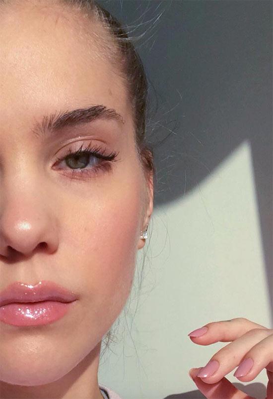 Wie man Mascara benutzt