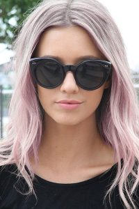 Pastell Asche Ombre