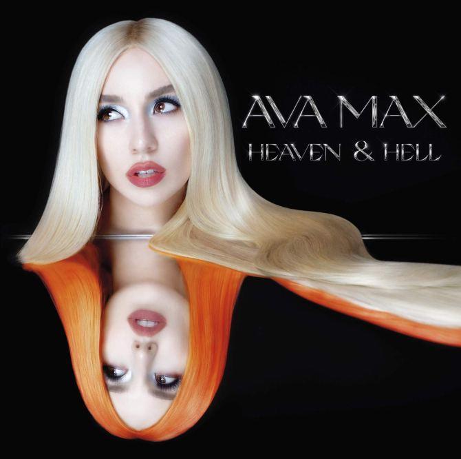 Ava Max Himmel Hölle Ava Max über ihren polarisierenden Haarschnitt und die überraschende Geschichte hinter ihrem Künstlernamen