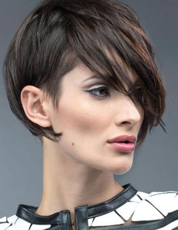 Asymmetrische Bob-Haarschnitte für Frauen 2021-2022
