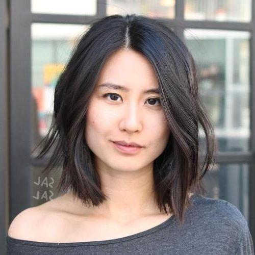 40 besten Frisuren für quadratische Gesichter, die Sie mögen werden