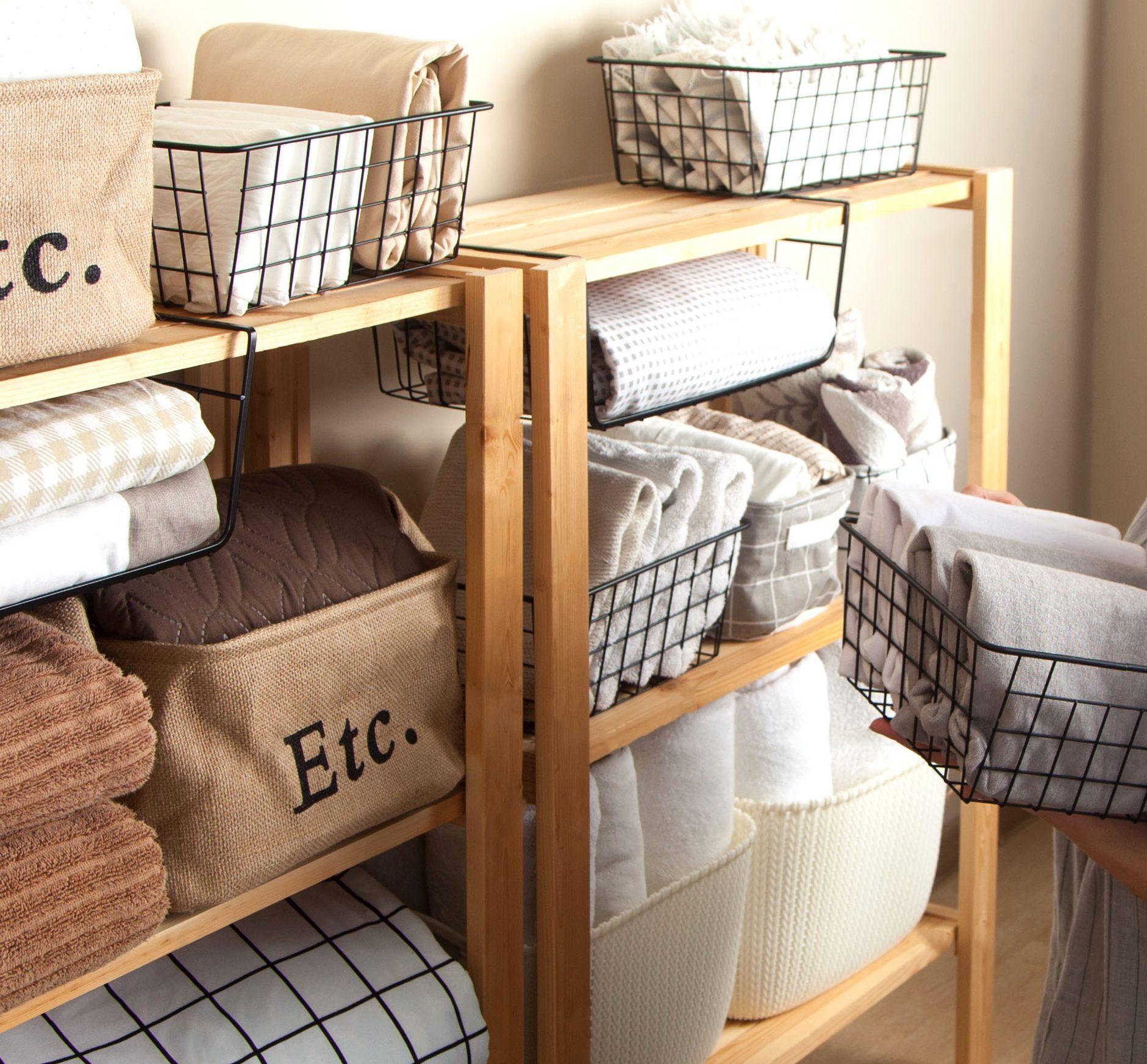 STYLECASTER | Ideen für die Aufbewahrung von Decken