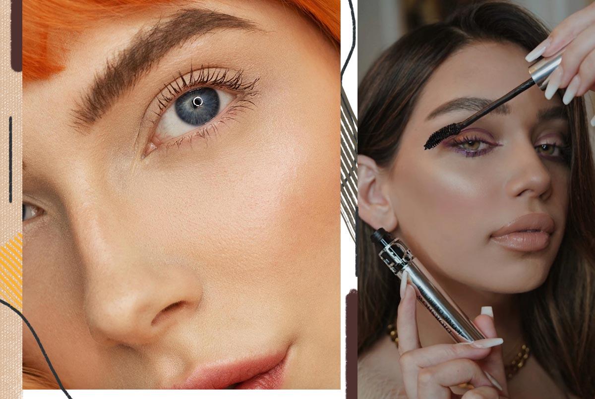 So wenden Sie Mascara fehlerfrei und für verschiedene Effekte an