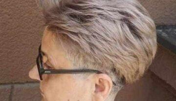 Wunderschöne kurze Frisuren für lange Gesichter 2020 »Frisurenmuster