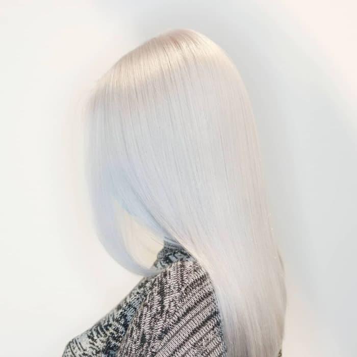 Wie man weißes Haar bekommt: Der Prozess von Anfang bis Ende | Weißes Haar | Hairstyleonpoint.com