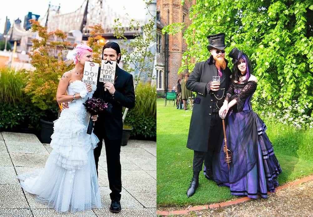 Hochzeitsfrisuren-2017-Steampunk-Frisuren-Frauenfrisuren-2017-Haartrends-2017