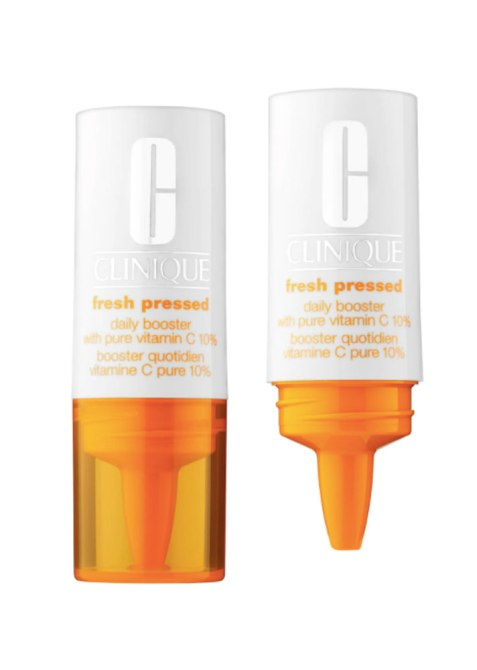 Clinique Fresh Pressed Daily Booster mit reinem Vitamin C 10%