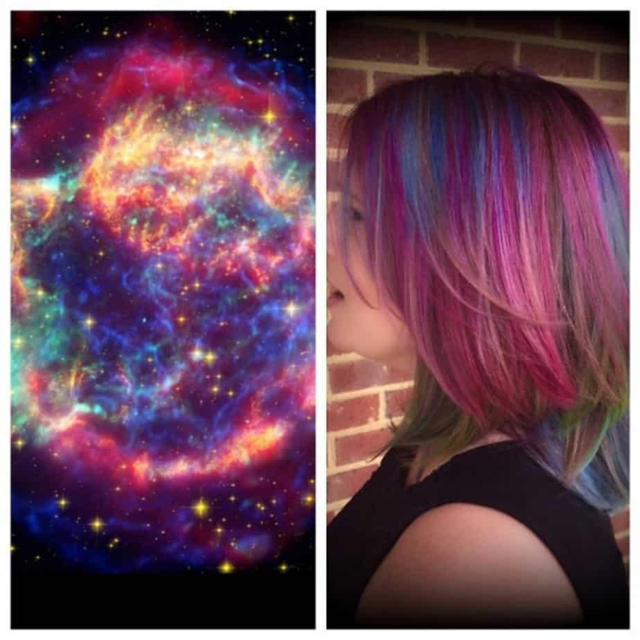 Galaxy-Haar-Haarfarbe-2017-Frauen-Frisuren-2017-Haartrends-2017