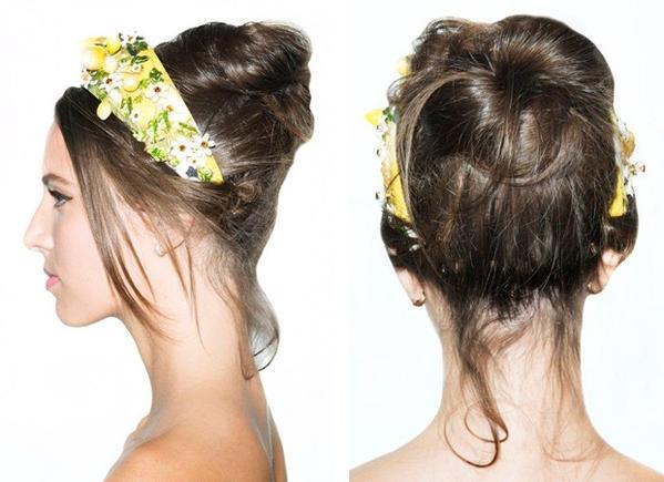 whispy romantisches Haar
