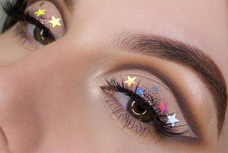 Wählen Sie falsche Wimpern für Ihre Augenform