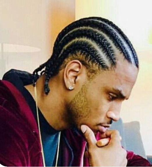 Trey Songz Haarschnitte