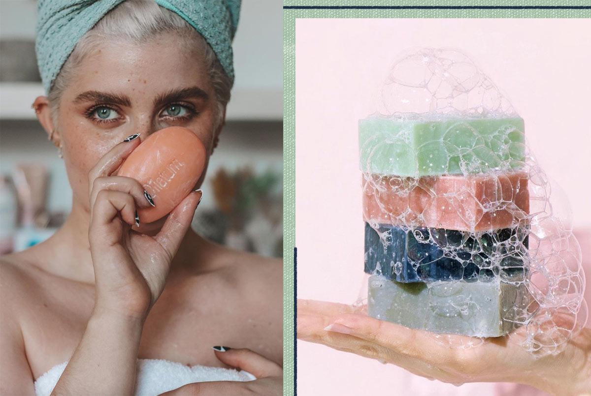 Arten von Seifenstücken und Tipps zu deren Verwendung