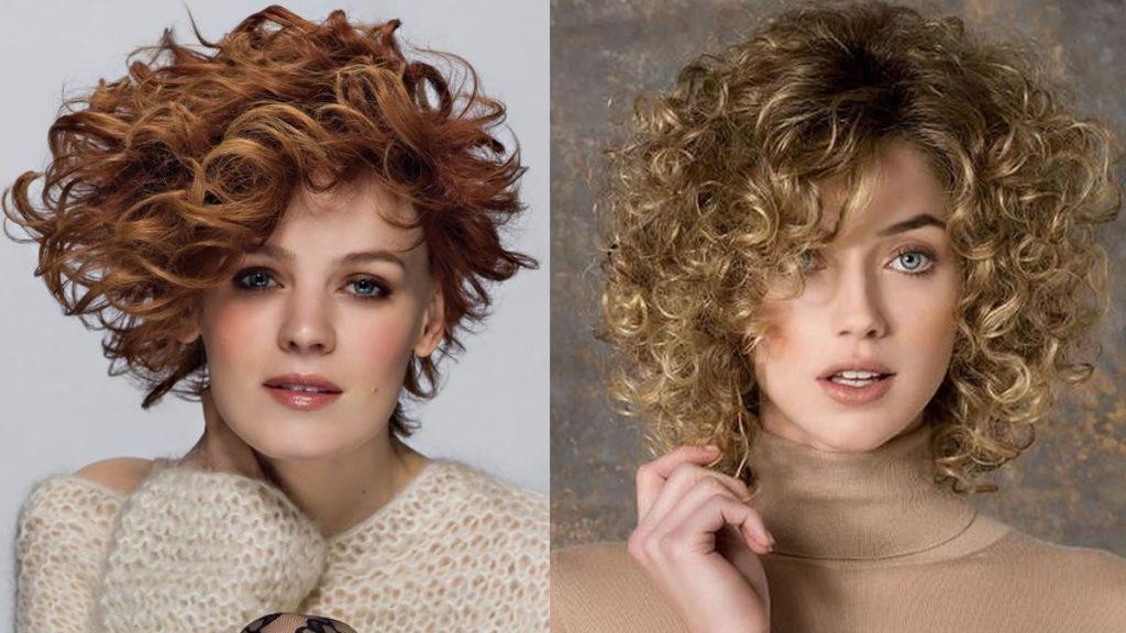 Curly Bob Frisuren & Haarschnitte in 2021-2022