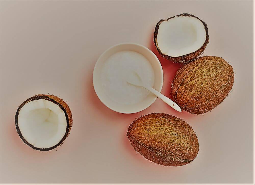 Kokosöl Vorteile für das Haar