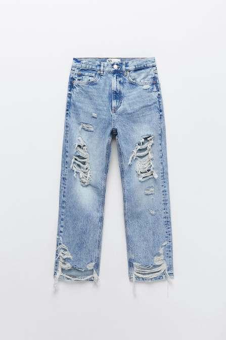 STYLECASTER | Zara Jeans