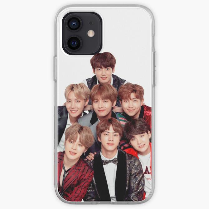 BTS-Telefonhülle