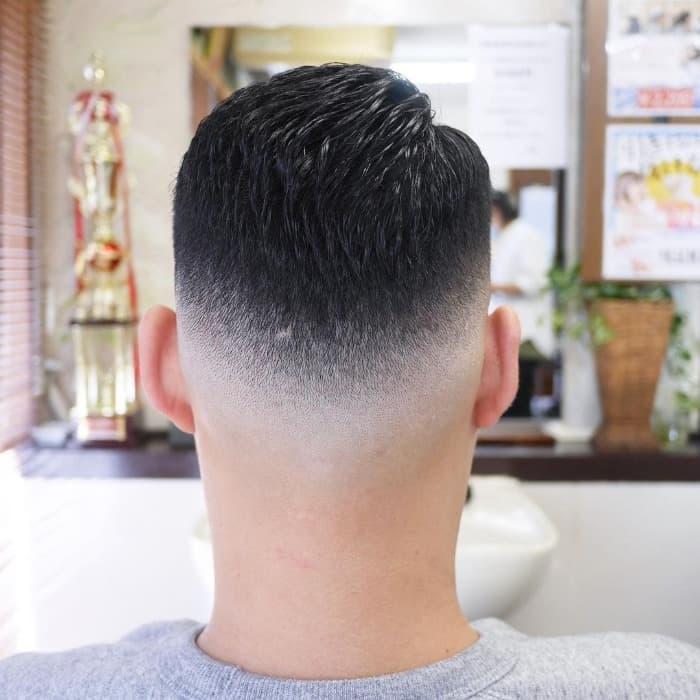 Line Up Haarschnitt