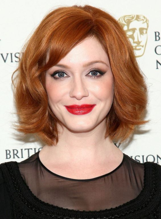 Rote Haarfarbe Ideen für kurzes Haar in 2021-2022