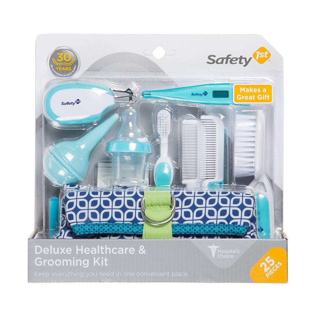 Sicherheit 1. Deluxe 25-teiliges Baby-Gesundheits- und Pflegeset