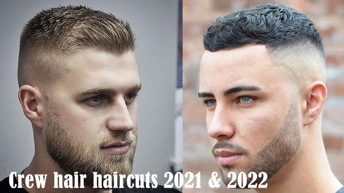 20 mühelose Crew Cut-Haarschnitte für Männer in den Jahren 2021-2022