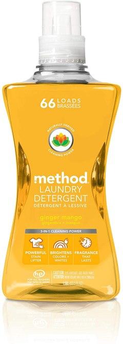 STYLECASTER | Am besten riechende Waschmittel | Methode Ingwer Mango
