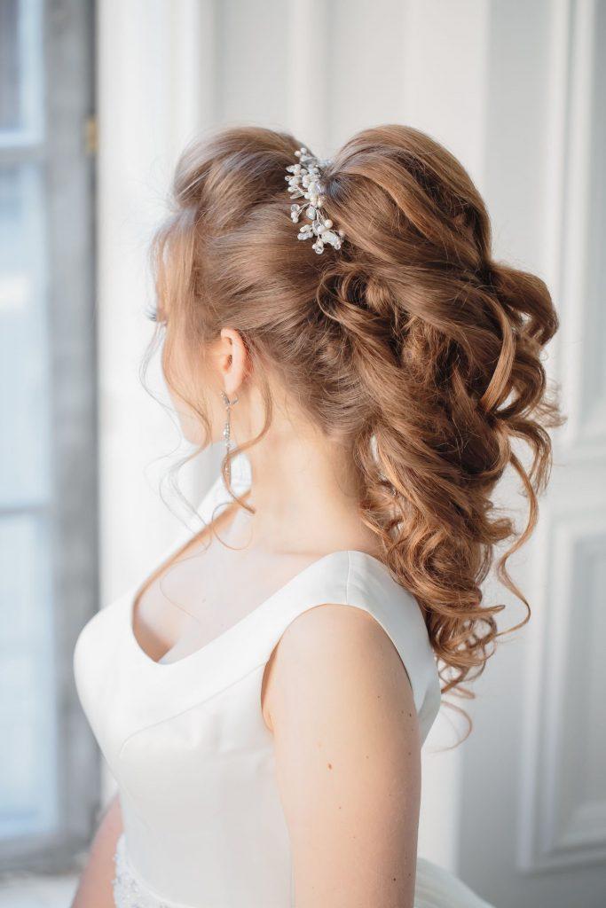 Hochzeitsfrisuren für langes Haar in 2021-2022