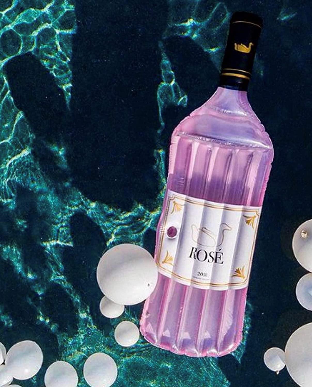 Swimline Rose Flasche Float Amazon