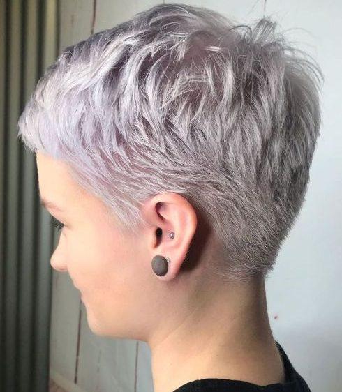 Kurze Frisuren für feines Haar