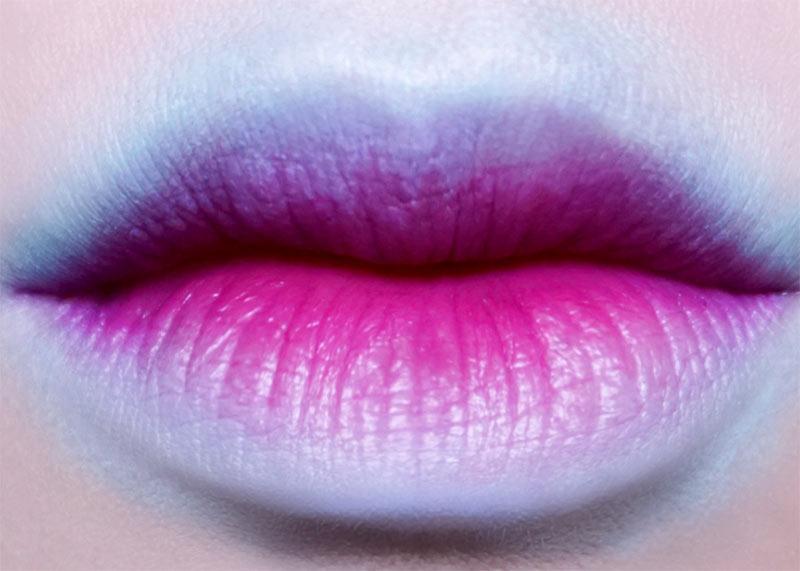 So entfernen Sie Lippenflecken