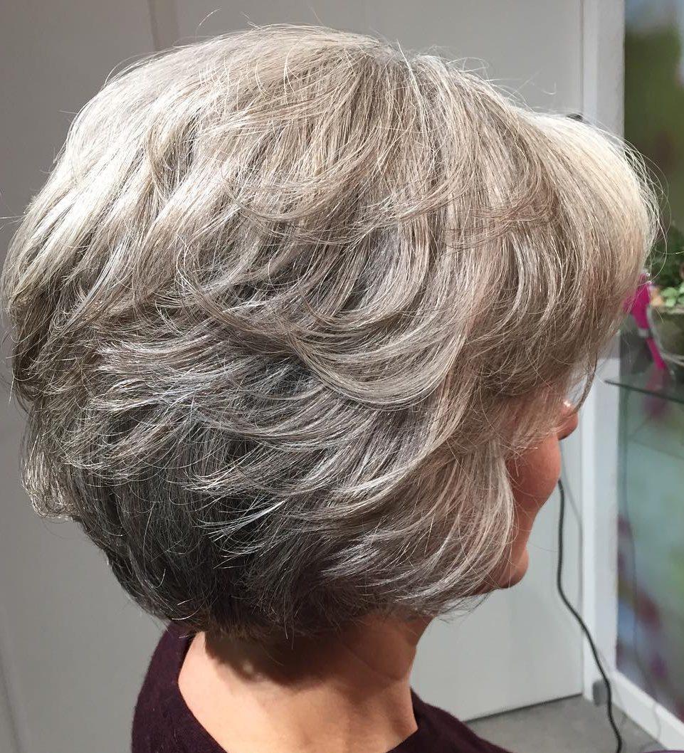 Frisuren für Übergewicht über 60