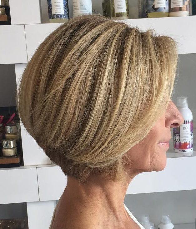 Bob Frisuren Frisuren für über 60