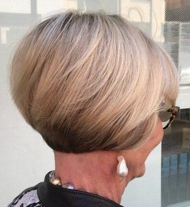 Pixie-Haarschnitte für feines Haar über 60