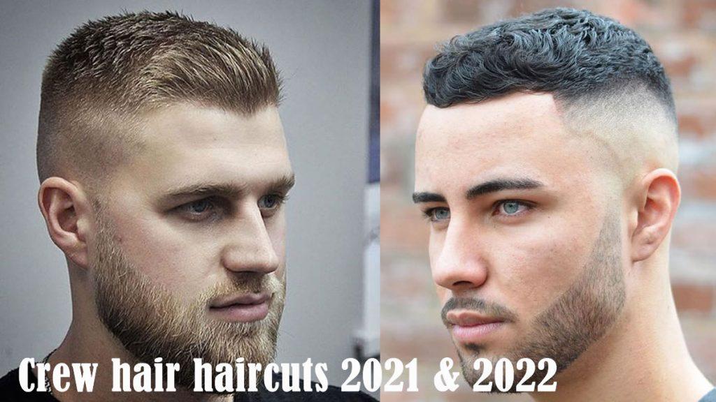 Die Crew schnitt 2021-2022 die Haarschnitte ab
