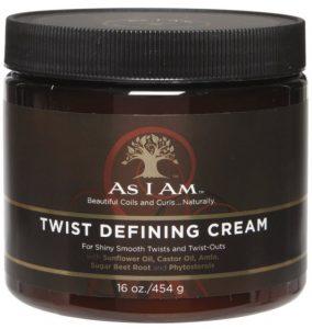 Wie ich bin Twist Defining Cream Red