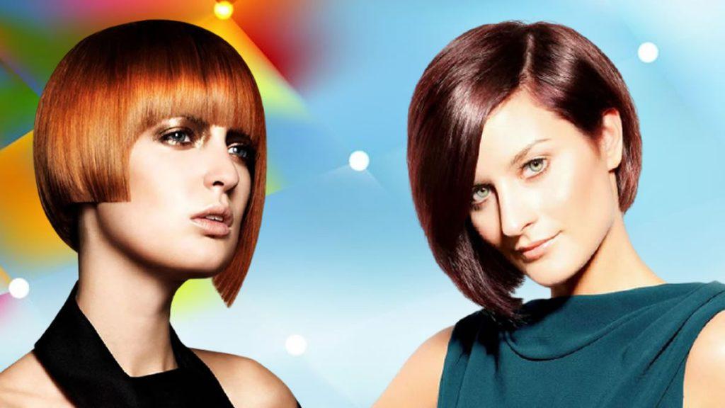 Asymmetrische Bob-Haarschnitte für Frauen in den Jahren 2021-2022