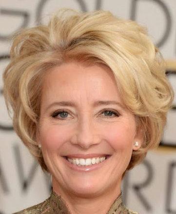 Kurze Frisuren der alten Frau für Frauen über 50
