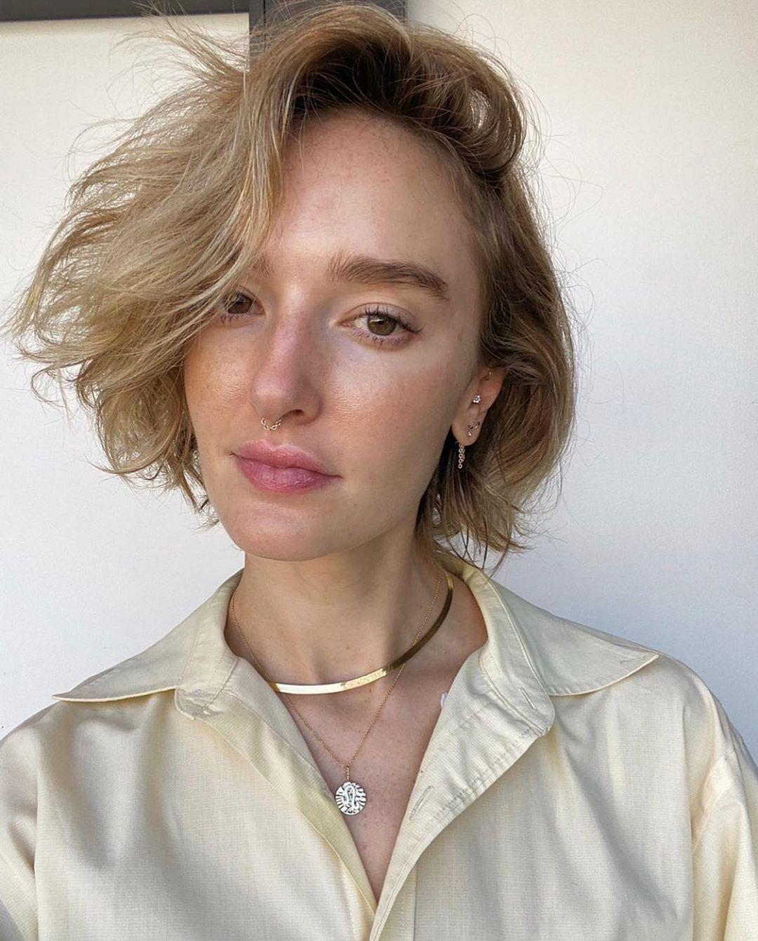 Voluminöses Haar