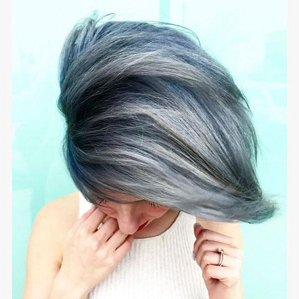 Trend kurzer Haarschnitt