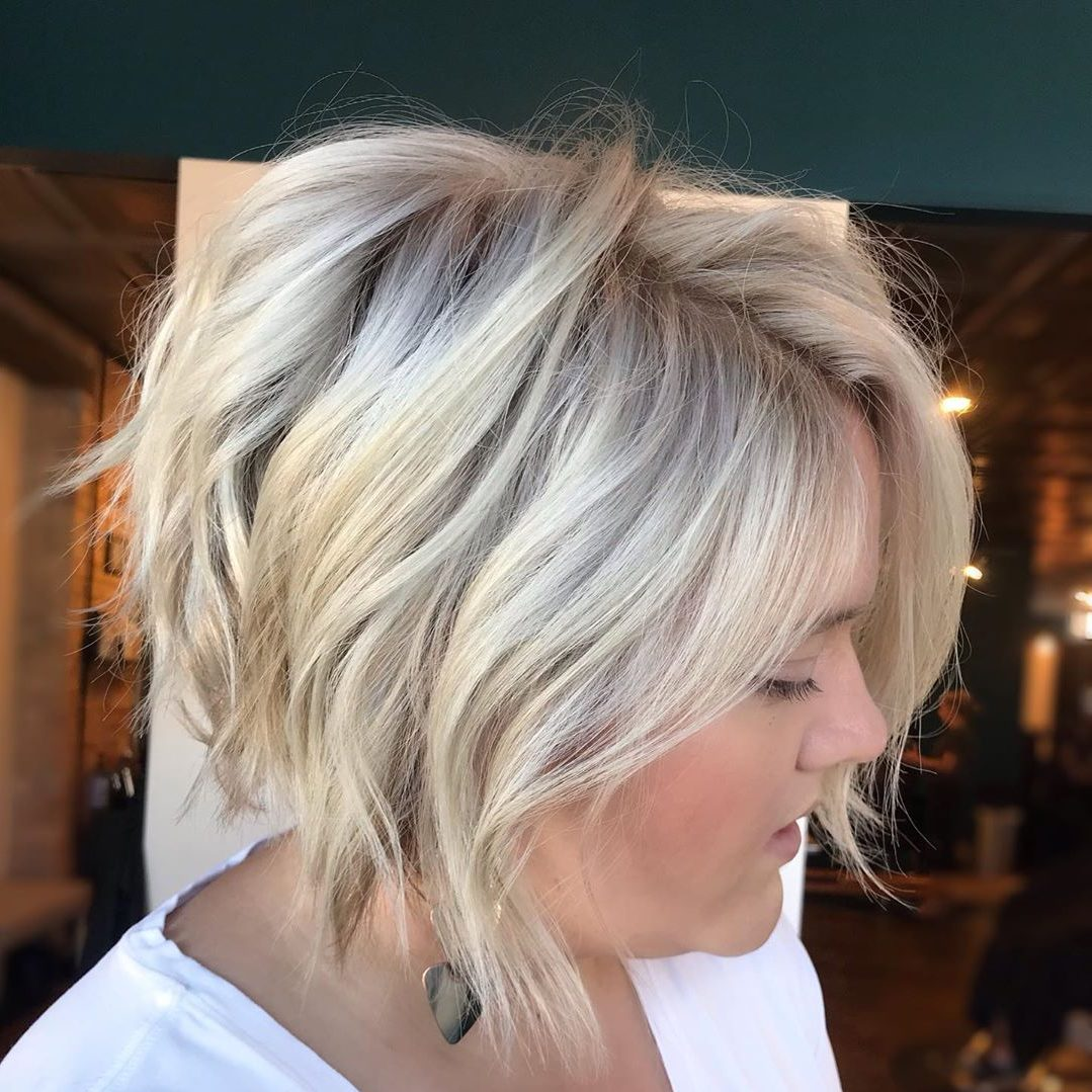 dünne Frisuren für Frauen