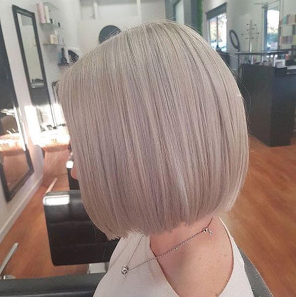 Bob Cut Frisur für Frauen