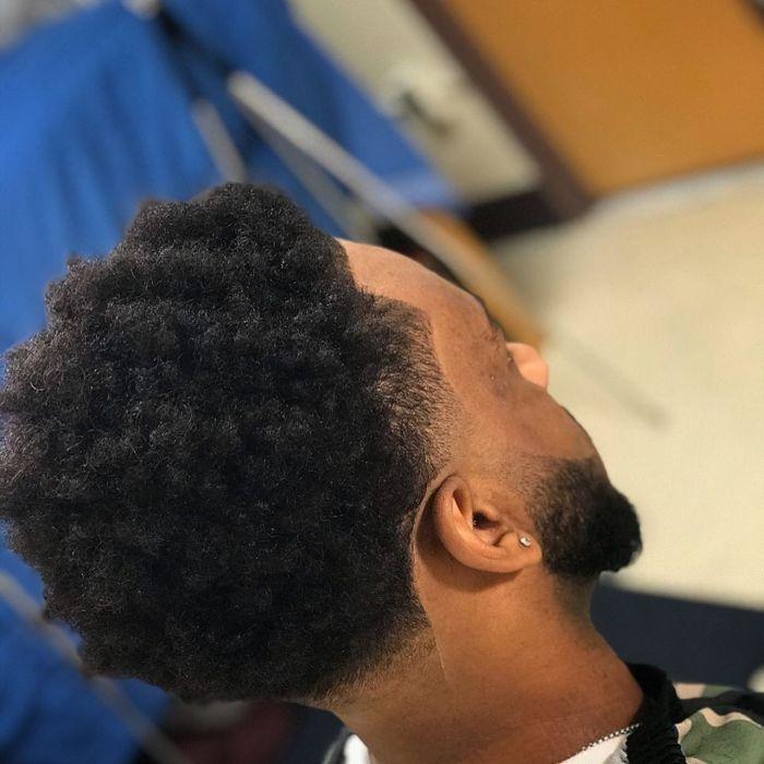 Mini Afro Taper