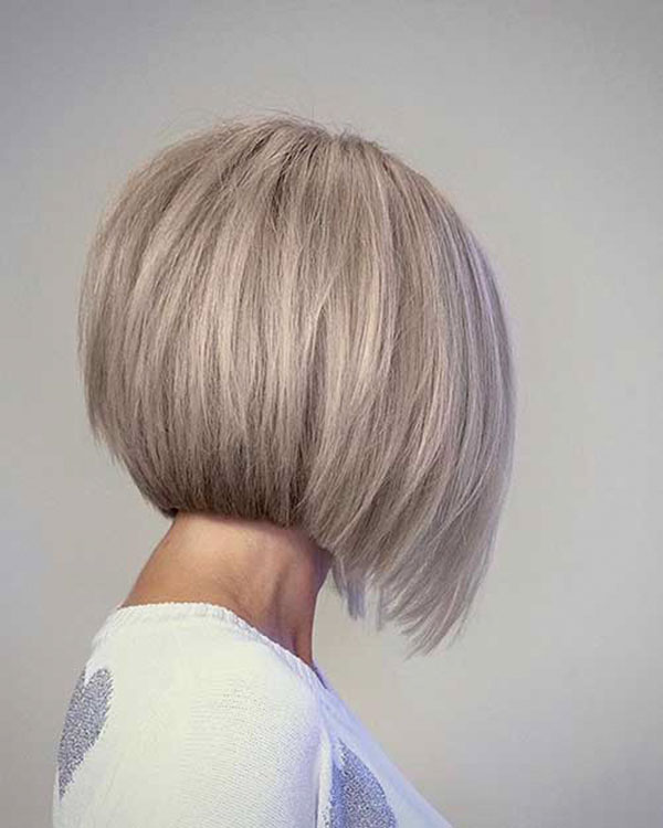 kurze kurze Bob-Haarschnitte